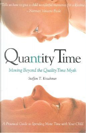 Quantity Time by Steffen T. Kraehmer
