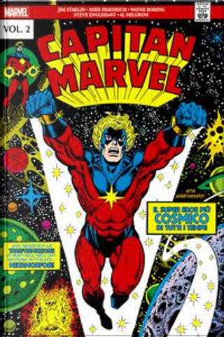 Marvel Omnibus. Capitan Marvel by Jim Starlin