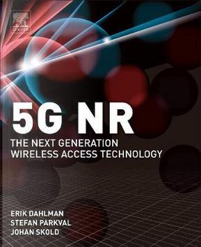5G NR by Erik Dahlman