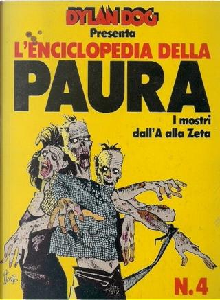 L'enciclopedia della paura n. 4 by