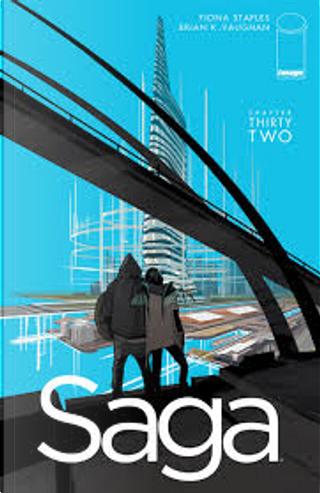 Saga #32 by Brian K. Vaughan