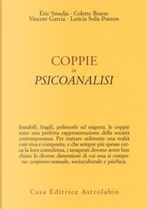 Coppie in psicoanalisi by Éric Smadja