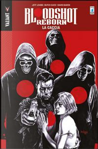Bloodshot reborn Vol. 2 by Jeff Lemire