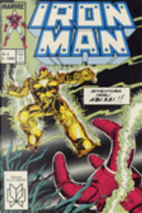 Iron Man n. 4 by Dan Adkins, David Michelinie, Bob Layton, Steve Ditko, Hollis Bright