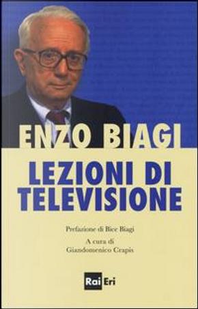 Lezioni di televisione by Enzo Biagi
