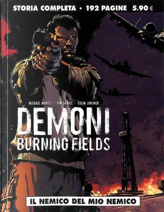 Demoni: Burning Fields by Michael Moreci, Tim Daniel