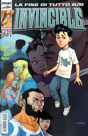 Invincible n. 73 (Cover A) by Joe Keatinge, Robert Kirkman