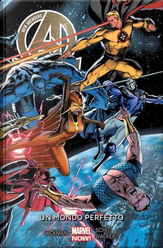 New Avengers vol. 4 by Jonathan Hickman