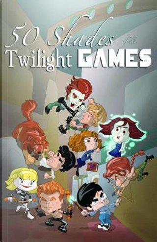 50 Shades of the Twilight Games by C. W. Cooke