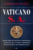 Vaticano S.A. by Gianluigi Nuzzi