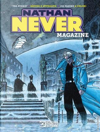 Nathan Never Magazine n. 4 by Antonio Serra
