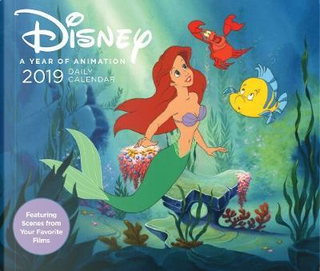 Disney 2019 Daily Calendar by Walt Disney