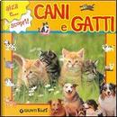 Cani e gatti. Ediz. illustrata by Veronica Pellegrini