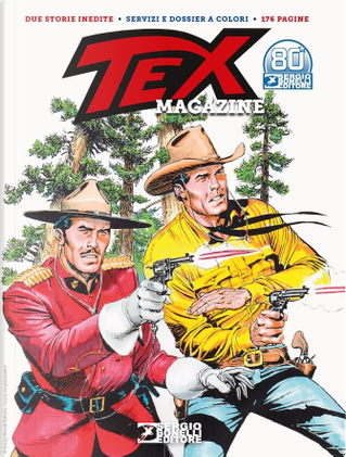 Tex Magazine n. 7 by Mauro Boselli, Pasquale Ruju