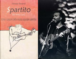Spartito (Io resto qui) by Daniele Durante