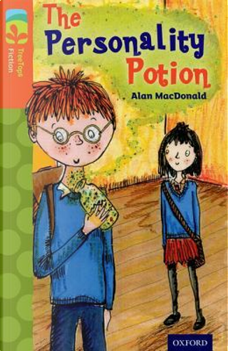 Oxford Reading Tree TreeTops Fiction by alan macdonald