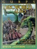 GURPS Discworld Also by Phil Masters, Terry Pratchett