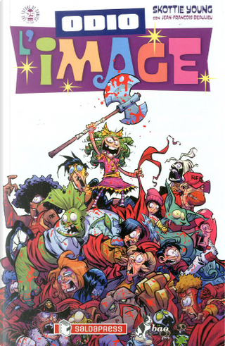 Odio l'Image by Skottie Young
