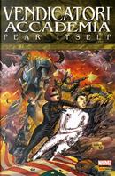 Vendicatori: Accademia n. 3 - Fear Itself by Andrea Di Vito, Christos N. Gage, Sean Chen, Tom Raney