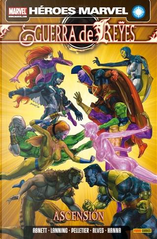 Guerra de reyes #4 (de 4) by Andy Lanning, Dan Abnett