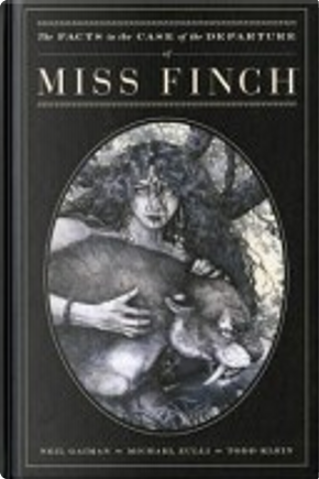 Facts in the Case-Departure of Miss Finc by Michael Zulli, Neil Gaiman
