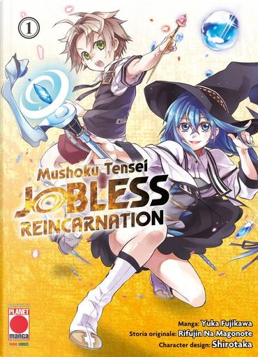Mushoku Tensei vol. 1 by Rifujin na Magonote