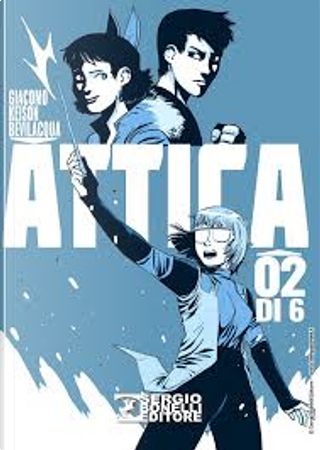Attica n. 2 by Giacomo Keison Bevilacqua