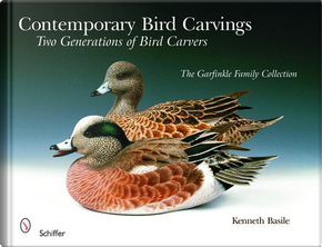 Contemporary Bird Carvings by Kenneth Basile