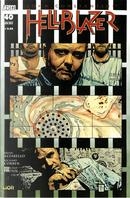 Hellblazer n. 40 by Brian Azzarello