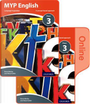 MYP English Language Acquisition Phase 3 Print and Online Student Book Pack by Kevin Morley