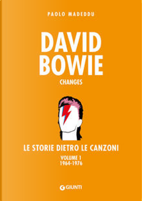 David Bowie. Changes by Paolo Madeddu