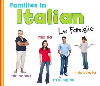 Families in Italian by Daniel Nunn