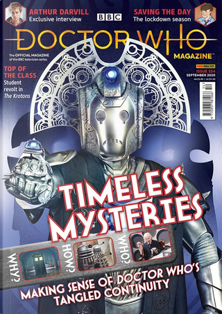 Doctor Who Magazine n. 554