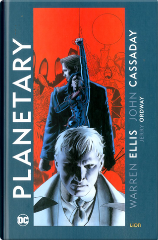 Planetary vol. 2 by John Cassaday, Warren Ellis