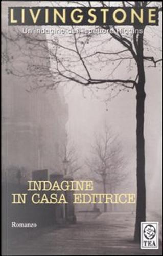 Indagine in casa editrice by J. B. Livingstone