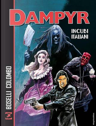 Dampyr by Maurizio Colombo, Mauro Boselli