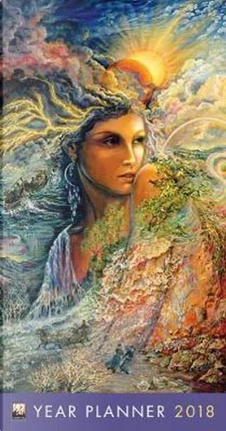 Josephine Wall - Celestial Journeys 2018 Planner 2018 by Flame Tree Studios