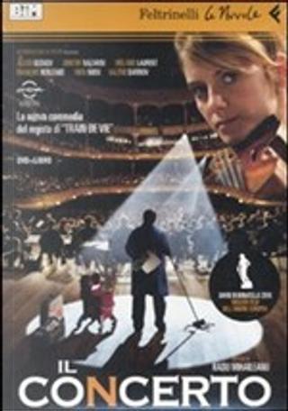 Il concerto. DVD. Con libro by Radu Mihaileanu