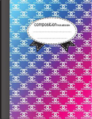 Composition Notebook, Chanel by Jason Patel