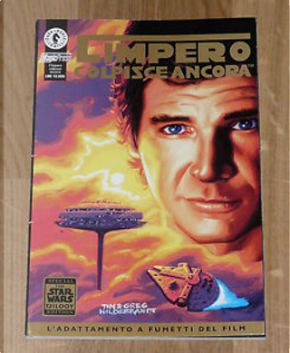 L'Impero colpisce ancora by Archie Goodwin