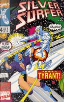 Silver Surfer n. 04 (II) by Glenn Herdling, Ron Marz