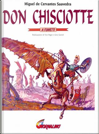 Don Chisciotte a fumetti by Miguel de Cervantes Saavedra