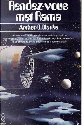 Rendez-vous met Rama by Arthur C. Clarke