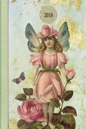 2019 Planner - Pink Rose Fairy by Strategic Publications