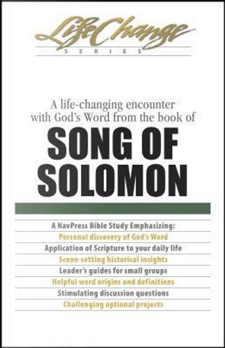 Song of Solomon by Navigators