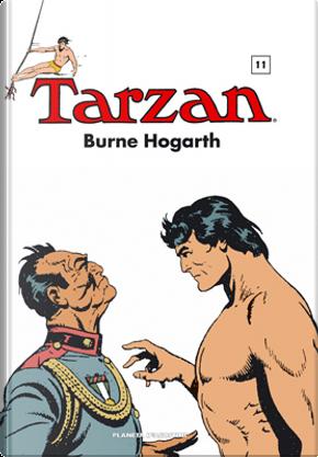 Tarzan vol. 11 by Burne Hogarth