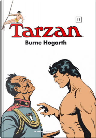 Tarzan vol. 11 by Burne Hogarth
