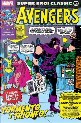 Super Eroi Classic vol. 62 by Roy Thomas, Stan Lee
