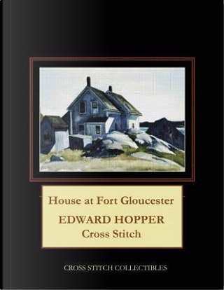 House at Fort Gloucester by Cross Stitch Collectibles