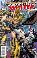Justice League United Vol.1 #2 by Jeff Lemire